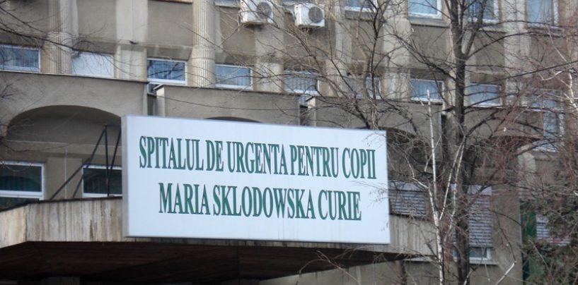 """Starea bebeluşilor din Argeş internaţi la """"Marie Curie"""", stabilă"""