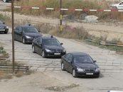 Mai multă siguranţă pentru demnitari. SPP cumpără peste 100 de maşini pentru transportul oficialilor