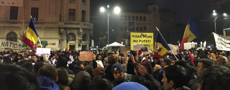 Pe 9 aprilie, protest la Universitate faţă de decizia ca Memorialul Colectiv să fie construit de o firmă cu doar un angajat