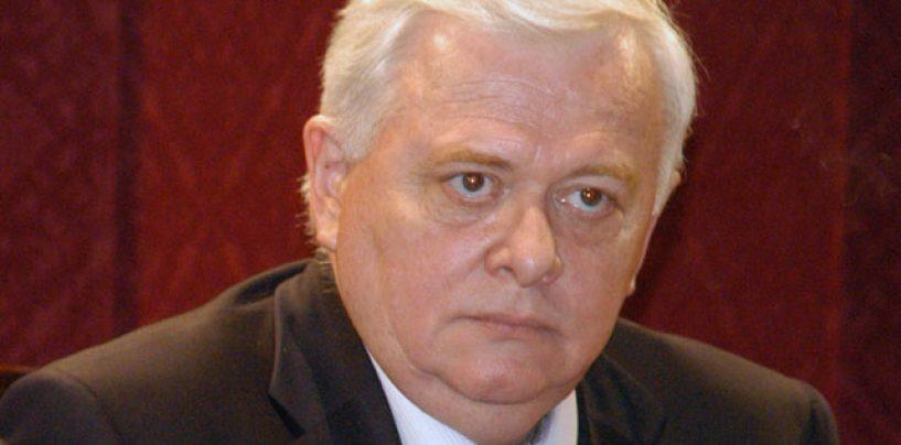 ANI: Viorel Hrebenciuc nu poate justifica 190 de milioane de lei