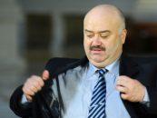 Hai liberare. Fostul senator PSD, Cătălin Voicu, a ieşit de după gratii, după executarea a mai bine de jumătate din pedeapsă