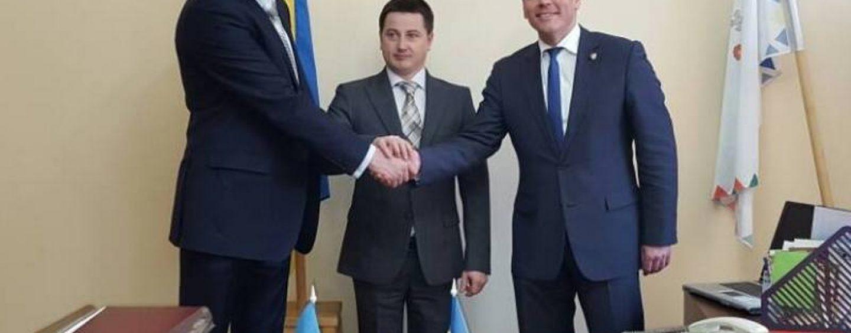 Colaborare transfrontaliera intre judetul Satu Mare si regiunea Zakarpatia