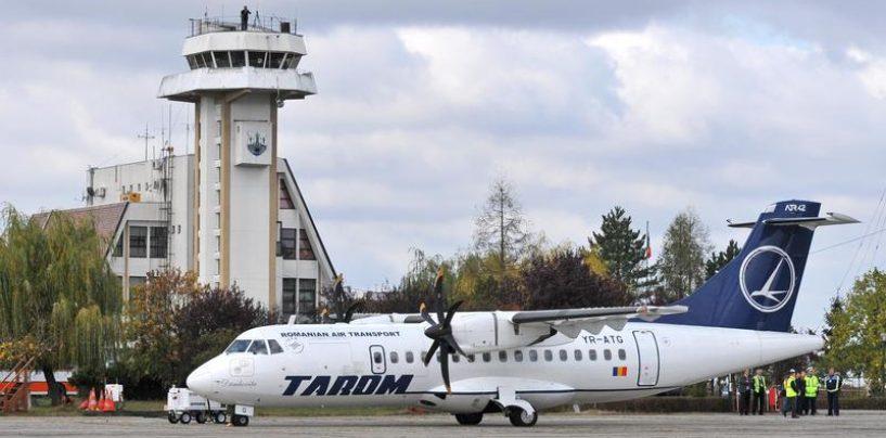 Aeroportul de la Satu Mare, o investitie de succes  a Consiliului Judetean