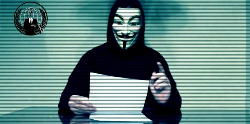 Anonymus avertizează: ISIS a pregătit atacuri în mai multe oraşe din lume