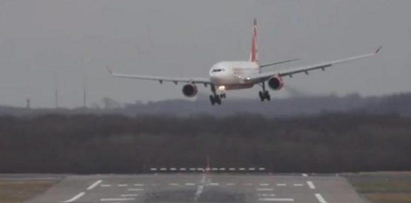 Aterizare forţată a unei aeronave Tarom pe aeroportul din Budapesta