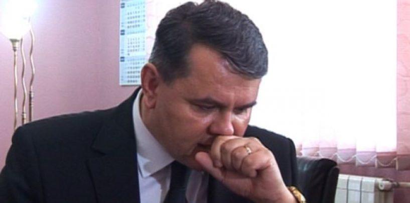 Primarul Boşcodeală a rămas fără obiectul muncii după ce a fost revocat de prefectul de Buzău