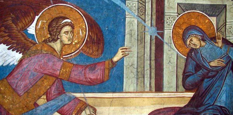 Praznic Împărătesc. Creştinii ortodocşi sărbătoresc Buna Vestire