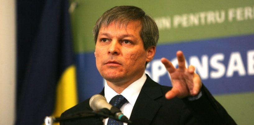 Cioloş spune că se va modifica procedura de achiziţie a biocidelor şi că se vor face controale în spitale