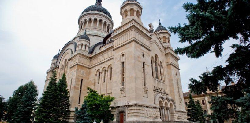 Moaştele Sfântului Gheorghe Mărturisitorul vor fi aduse la Catedrala Mitropolitană din Cluj-Napoca