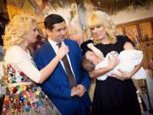 Cine seamana se aduna! Traian Basescu, impreuna cu Elena Udrea, la botezul fiului candidatului MP la Primaria Cluj-Napoca