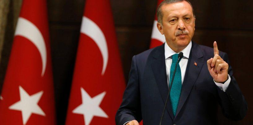 Erdogan: Unul dintre teroristii de la Bruxelles, prins si expulzat din Turcia, in Belgia