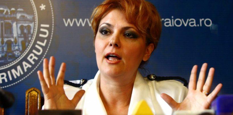 Lia Olguța Vasilescu a fost trimisă în judecată