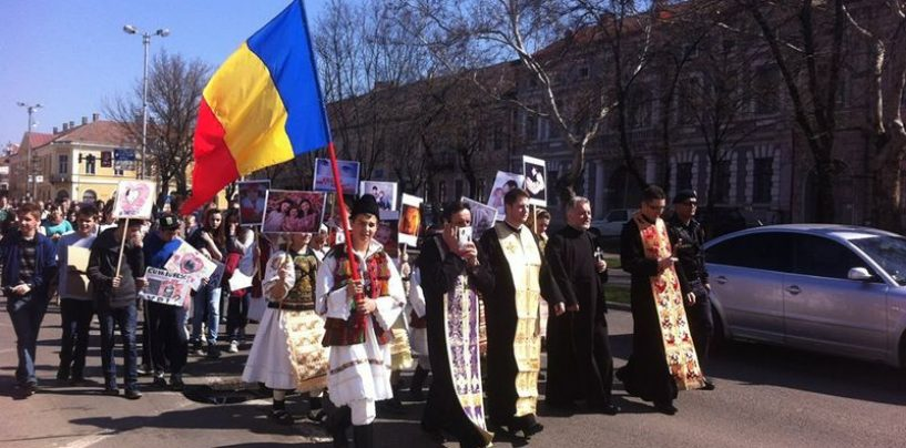 6.000 de persoane, aşteptate în Bucureşti, la Marşul pentru Viaţă