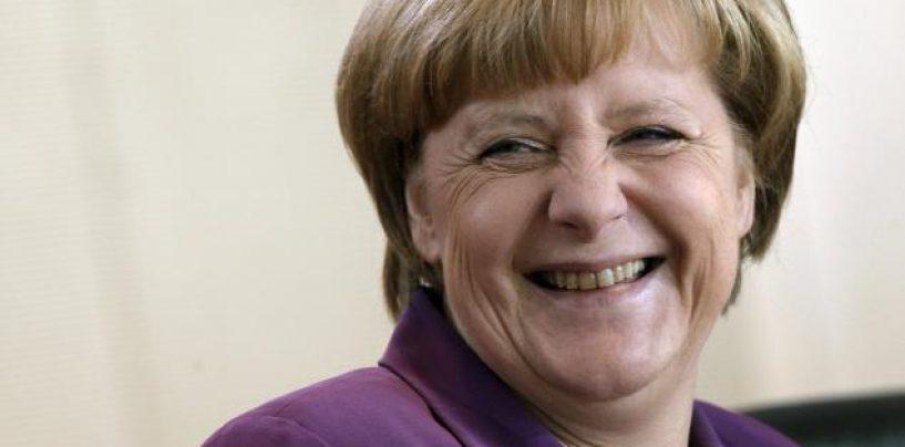 Oare vorbeşte serios? Merkel spune că UE nu a primit foarte mulţi refugiaţi şi ar mai fi loc