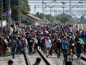 Situaţia se tensionează în Grecia. Imigranții au ridicat baraje rutiere în nordul țării
