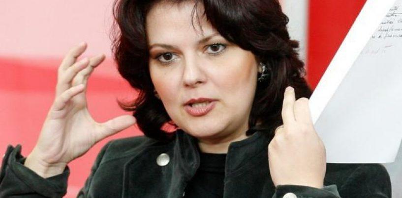"""Lia Olguţa Vasilescu, din nou probleme cu DNA. """"Ma astept la ce este mai rau, este ultima saptamana de campanie"""""""