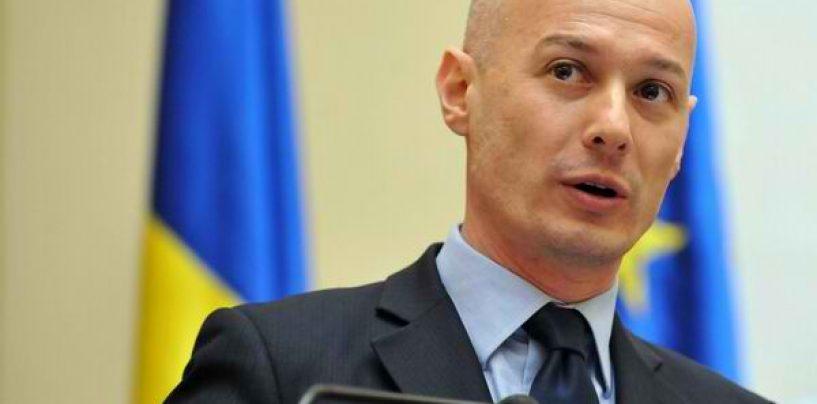 Viceguvernatorul BNR, Bogdan Olteanu, a fost reținut de DNA