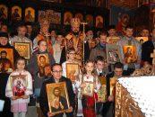 """În Bucureşti a avut loc procesiunea """"Lumina Ortodoxiei"""""""