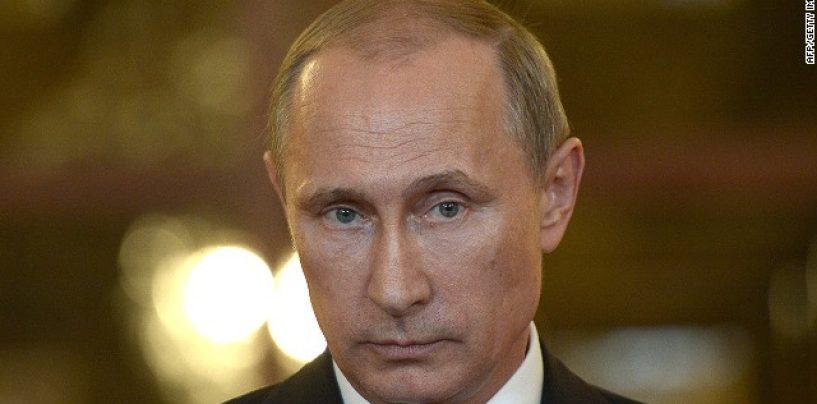 Putin avertizează: Avioanele Rusiei pot reveni în Siria în cateva ore, dacă va fi nevoie