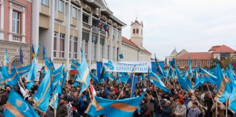 Decizie. Marşul secuilor de la Târgu Mureş nu a fost autorizat de Primărie