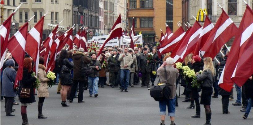 Reminiscenţe ale trecutului. În Letonia au defilat veterani ai Waffen SS