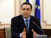 Victor Ponta: Nu cred ca Liviu Dragnea trebuie sa-si dea demisia din fruntea PSD