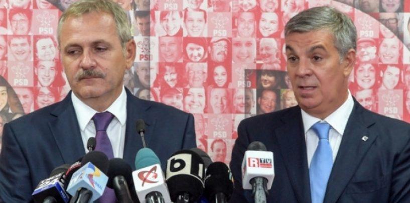 Decizie in PSD: Liviu Dragnea ramane presedinte al PSD. Valeriu Zgonea s-ar putea retrage din conducerea partidului