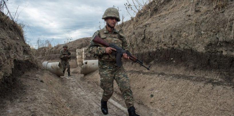 """Încă un conflict """"îngheţat"""" s-a reaprins. Ciocniri armate între Armenia şi Azerbaidjan, în Nagornâi-Karabach"""