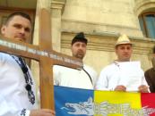 Cu crucea la Curtea de Apel. Trei persoane au cerut anularea HG privind construirea moscheii