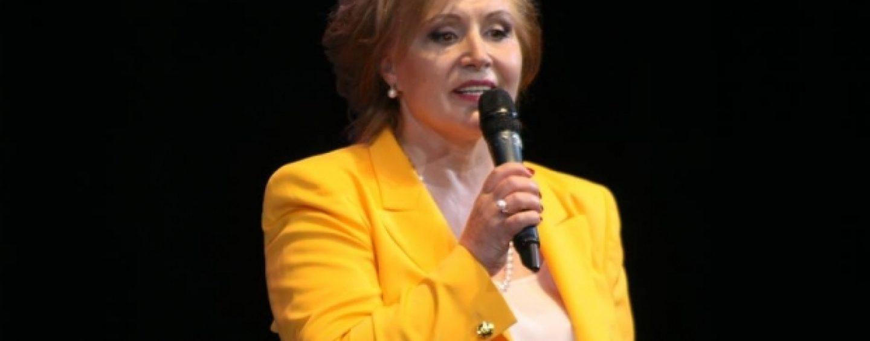 Iulia Gorea Costin, sotia  fostului primar al Chisinaului anunta ca va candida pentru Primaria Capitalei