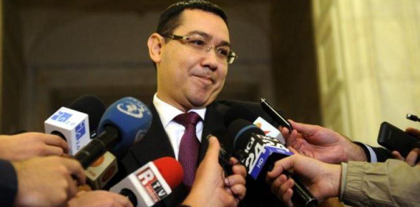 Victor Ponta: La PNL, ca-n Stan si Bran. Nu a iesit Busoi, nu a iesit Orban, nu iese cu Munteanu
