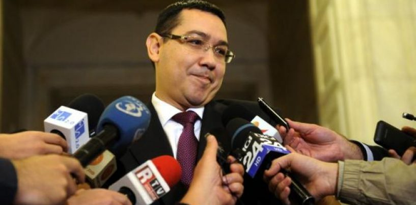 Victor Ponta, audiat ca martor in dosarul lui Sebastian Ghita