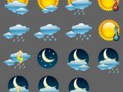 Vezi cum va fi vremea in urmatoarele doua saptamani