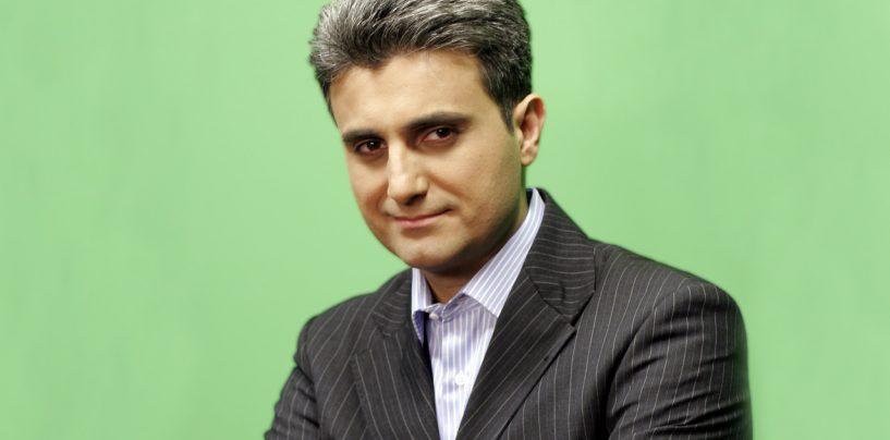 Ziaristul Robert Turcescu, candidat al PMP la Primaria Capitalei?