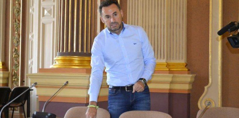 Cum a prosperat firma de familie a lui Gheorghe Falca in perioada de criza.Edilul de la Arad a trait boiereste