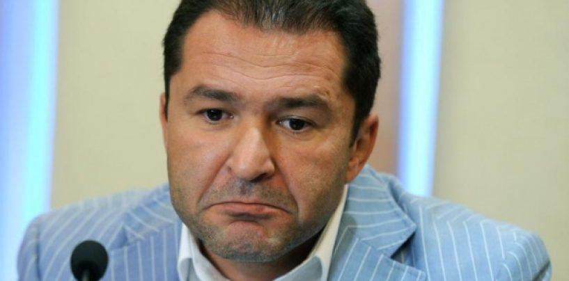 DNA cere arestarea preventiva a omului de afaceri, Elan Schwartzenberg. Dar el e plecat de mult timp din tara
