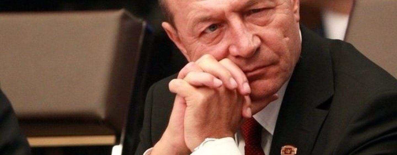 Traian Basescu, audiat de procurori in dosarul privind spalarea de bani