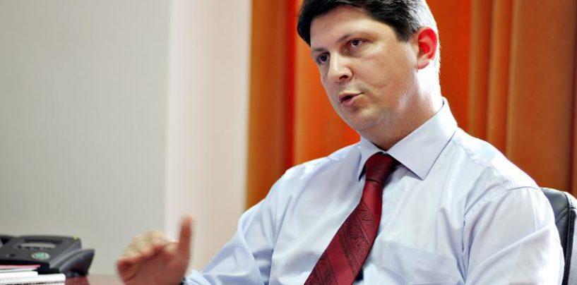 Conducerea Senatului a transmis Comisiei juridice solicitarea Justiției în cazul lui Corlățean