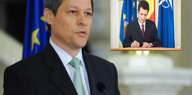 Ciolos a acceptat demisia ministrului sanatatii, Achimas Cadariu