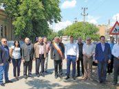 Incepe modernizarea unui nou drum judetean la Satu Mare
