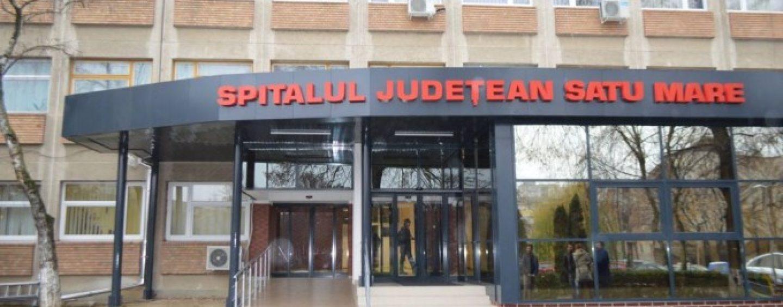 Investitii masive la Spitalul Judetean Satu Mare