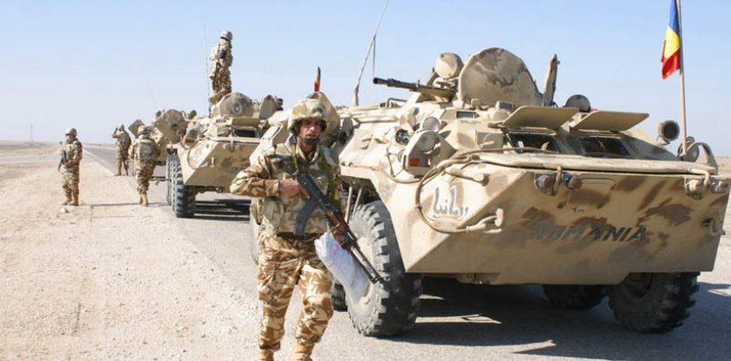 Ţară, ţară vrem ostaşi. România poate participa în 2017 cu 2.184 de militari, polițiști și civili la misiunile externe