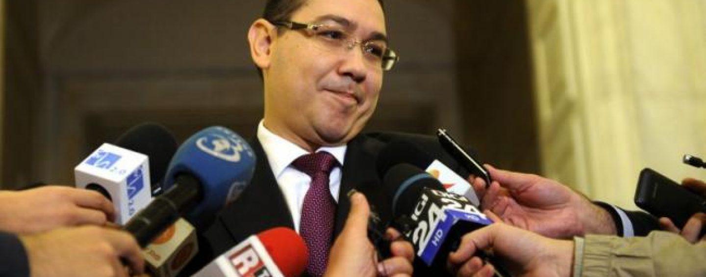 Reactia lui Victor Ponta: Tehnocratii au reusit sa rezolve o problema esentiala a tarii – sa-mi ia doctoratul