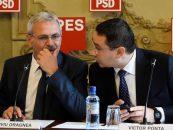 Liviu Dragnea l-a sarit pe Victor Ponta pentru functia de presedinte al Camerei Deputatilor. Posibil, anticipate in octombrie