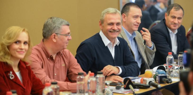 Mobilizare generala la PSD: motiune de cenzura, alegeri anticipate, debarcarea lui Valeriu Zgonea