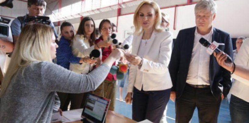 Rezultate exit-pool : Gabriela Firea castiga detasat Primaria Capitalei. La sectoare, tot PSD conduce detasat