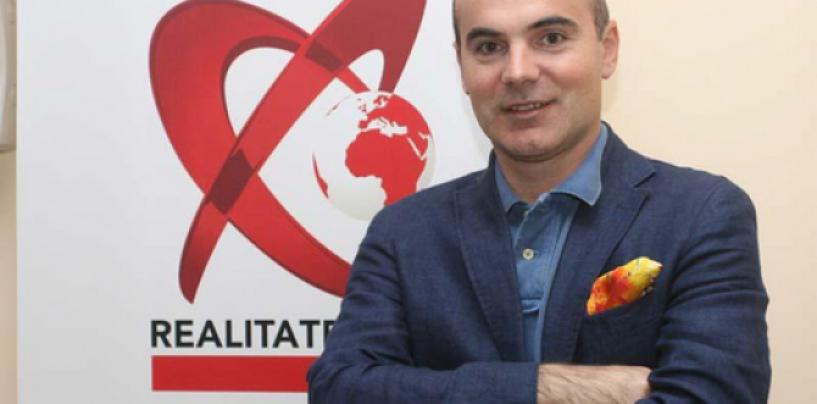 "Scandal electoral ""de dreapta"" la Realitatea tv. S-au certat ""ca la usa cortului"", Catalin Predoiu, Nicusor Dan si Robert Turcescu"