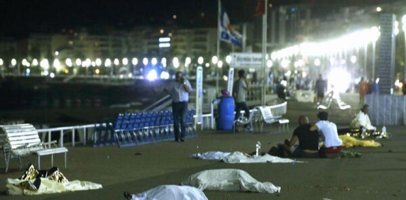 Tragedie cumplita in Franta de Ziua Nationala. Atentat terorist la Nisa : peste 80 de morti