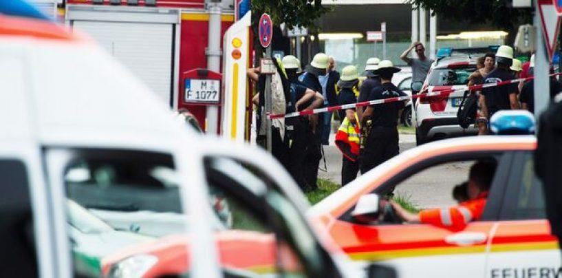 Un nou posibil atac terorist. De aceasta data, in Germania. Pana acum, cel putin 10 morti
