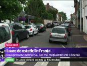 Un nou atentat terorist în Franța. Trei morți într-o biserică din regiunea Normandia